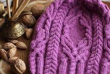 Вязание шапкомания