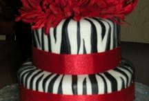cake, cake, and more cakes / by Tina Borda DuTill
