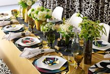 Mission Possible Table / Modern Table Decor / by Sharon Elikan