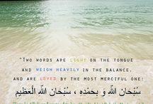 Quraan and Ahadith