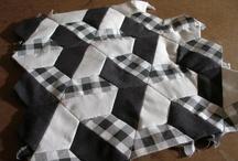 English Paper Piecing (not just hexagons)