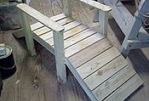 bridges made from pallets