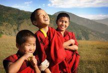 BHUTAN - People