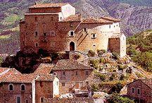 Acquasanta Terme (AP) / Località termale in provincia di Ascoli subito dopo Ascoli Piceno verso l'Appennino