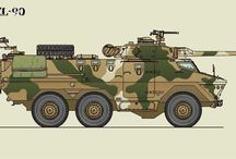 SADF Border tour late '80s