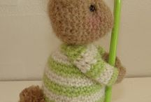 Crochet patterns easter