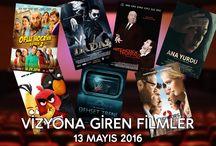 Vizyondaki Filmler - 13 Mayıs 2016 / 13 Mayıs 2016'da vizyona giren yeni filmler. neokur.com/vizyondaki-filmler/