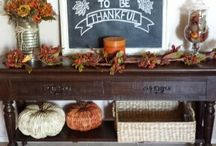 Home Decor: Seasonal / by Aileen Almazora