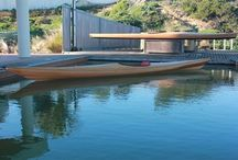 Wooden Kayaks / Luxury Wooden Kayaks Handcrafted, & Tailored to You