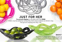 Made for Mom / Perfect Mother's Day Gifts from Orrefors and Kosta Boda / by Orrefors Kosta Boda USA