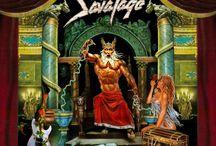 Savatage Art by George C.
