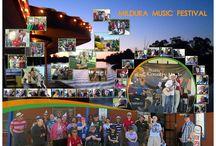 OZ00095 Mildura Music Festival / Melbourne/Mildura 26 Sep—3 Oct 2014