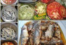 Pratos de Peixe