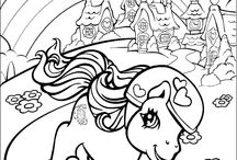 My Little Pony - Printables, Crafts, and lots more!
