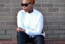 Turbans africains