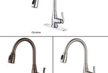 faucets / by Kirst