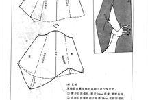 sartoria / modellistica tecnica
