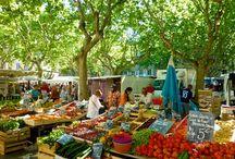 Provence marché