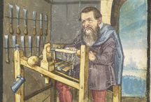 Medieval Woodworkers