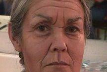 Created Aged Makeup Looks
