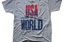 USA Collection / Tees representing American Pride