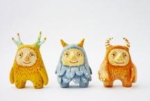 Miniature monsters