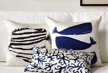 Life aquatic / Decorate with homewares and accessories inspired by the ocean.