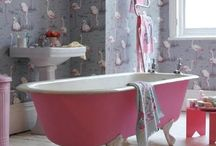utility rooms and bathrooms