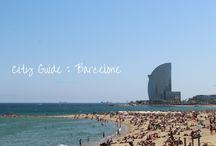 Barcelone en photos / Barcelone en photos