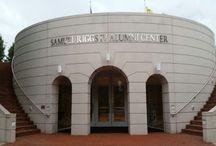 Samuel Riggs Alumni Center at the University of Maryland