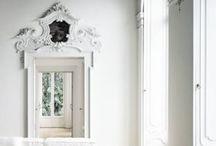 Parisian Interiors || Chic Living Clique