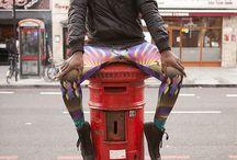 LE1F - Portraits, London