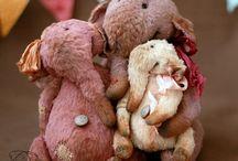 Little teddy's Friends