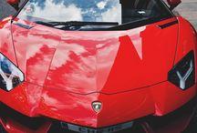 Lamborghini / Mostly Aventador