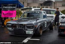 Ute and Pick Up's / Utes, lights sports trucks and pick up's