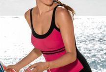 Rosa Faia beach wear / moda mare giovanile e trendy per coppe grandi