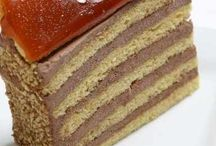 Torta receptek