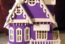 Dainty Dollhouses / by Mary Jane Gearhart