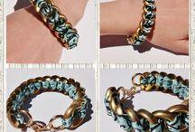 Bracelets / Various Bracelets hand made by Sunshine N' Lemons  Available on Etsy. Sunshine N' Lemons