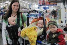 Vásárlás ikrekkel