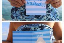 DIY: Invites/Cards / by Fashion By Mayhem