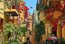 Beautiful plaka Athens