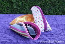 Sonnenbrillenmäppchen