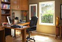 Home Office / by Haley Knapp