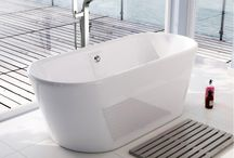 Freestanding Baths / Freestanding baths will be a great asset to your bathroom if you're looking to add some contemporary charm, make a bold statement or to add a little character. With such a wide selection, there will always be a freestanding bath to suit both your design and price preference.