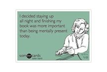 Books, an obession / my favorite thing to do, read!!!! / by Bobbi Cooper