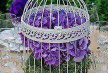 Gabbie romantiche matrimonio / Allestimenti e decorazioni con gabbie per matrimoni da sogno ❤️