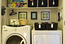 Laundry & Cleaning / decorating the laundry room, diy cleaners & detergent, cleaning solutions, tools & tricks / by Elizabeth