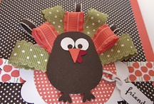 Holiday - Tremendous Thanksgiving / by Gwendolyn Fox Roark