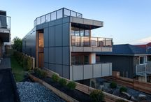 Projekt Keil / Located in White Rock, British Columbia, Canada, Projekt Keil is a custom built home featuring high-quality finishes and modern interior design.